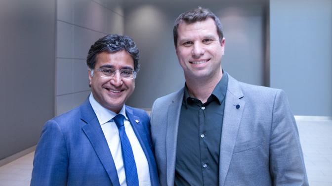 Drs. Keshavjee and Cypel