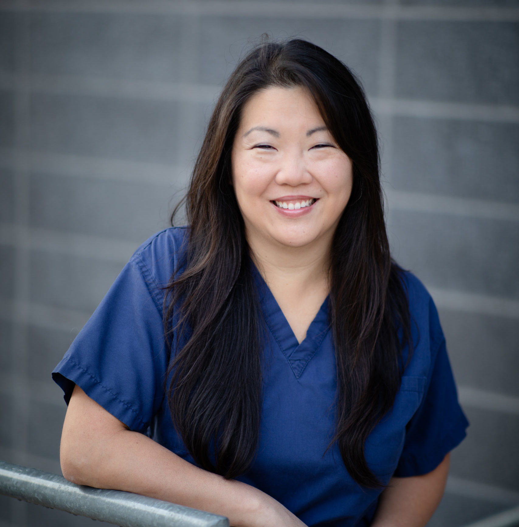 Photo of Dr. Clara Chan